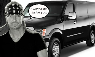 Bret Michaels Nissan NV