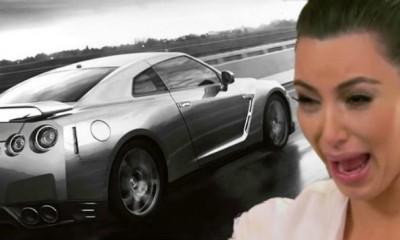 Nissan GT-R Kim Kardashian