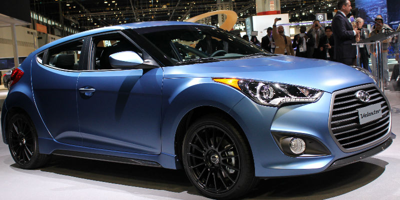 2016 Veloster Rally Edition Is So Hyundai