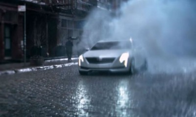 How Dare an Oscar Commercial... Reveal the Cadillac CT6