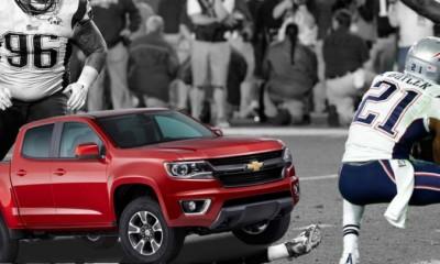 Malcolm Butler Receives New Chevy Colorado