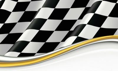 clean air checkered flag