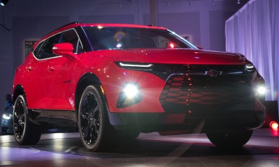 2019 chevy blazer red color