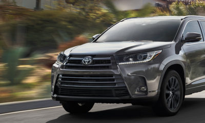 2019 Toyota Highlander Features