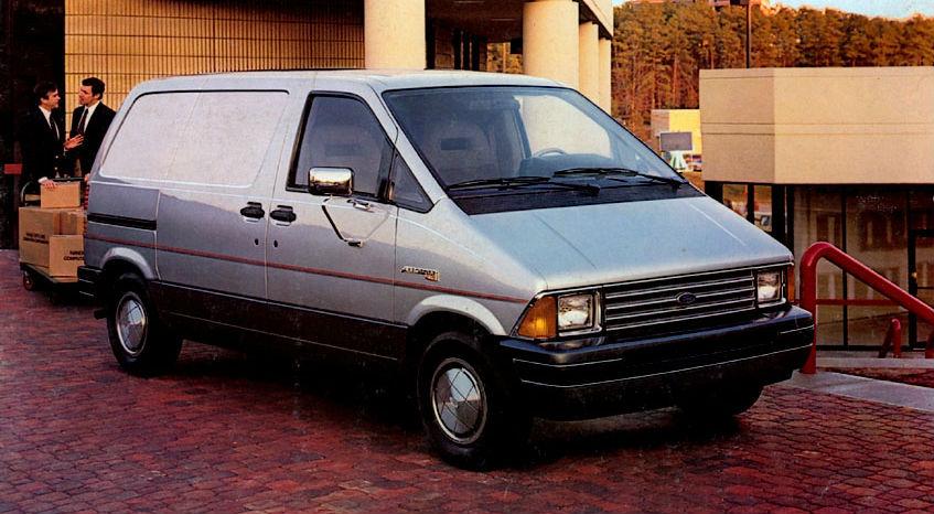 Ford Aerostar Minivan Exterior Does Ford Still Make